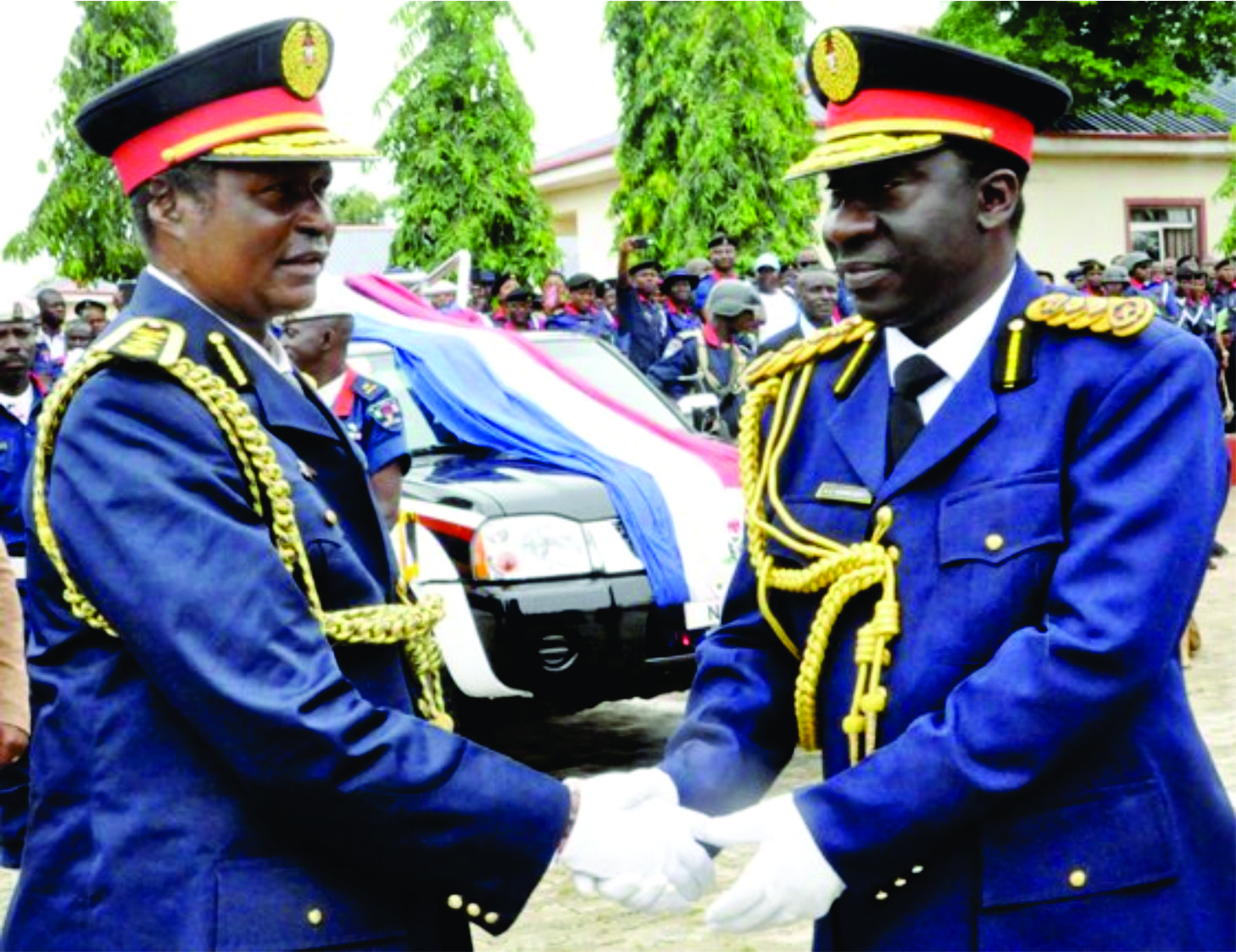 NSCDC: Core of corruption | National Daily Newspaper