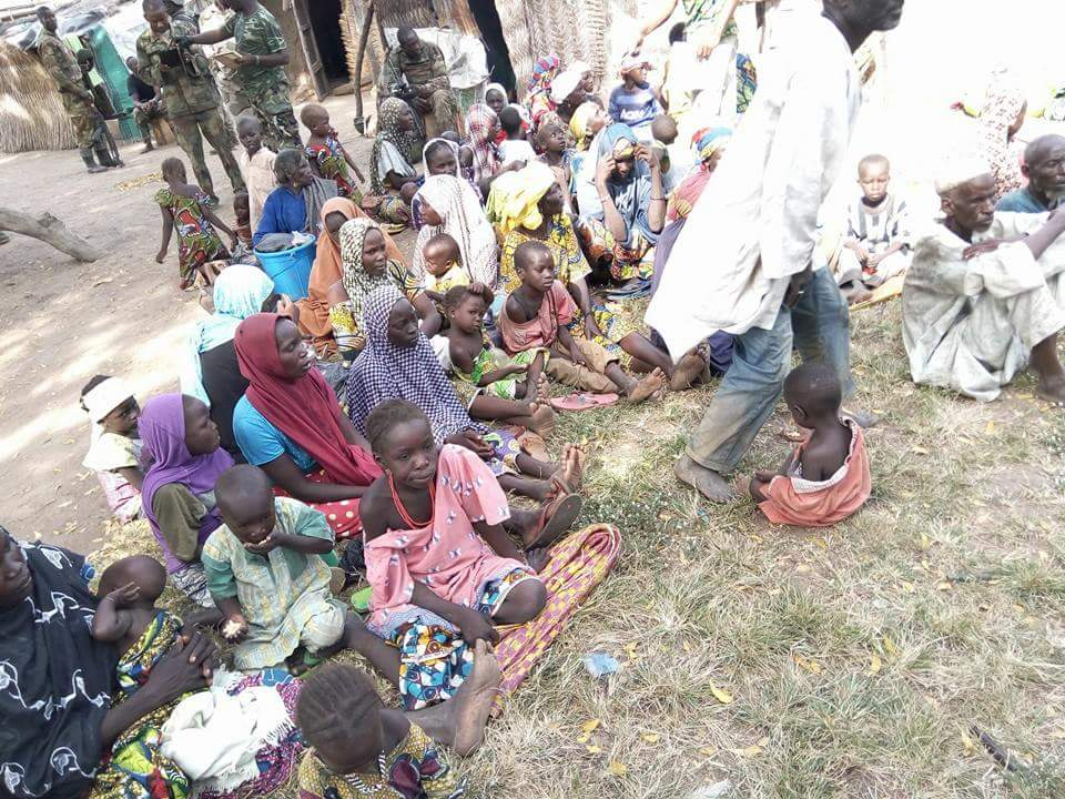 Between immunity, IDP's and impunity