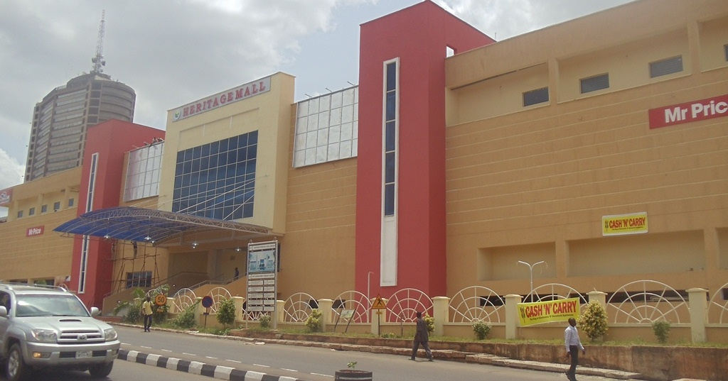 Image result for heritage mall ibadan