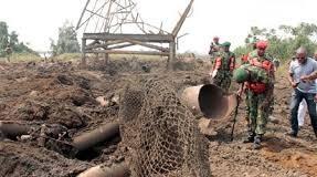 Buhari reveals those behind Niger Delta militants