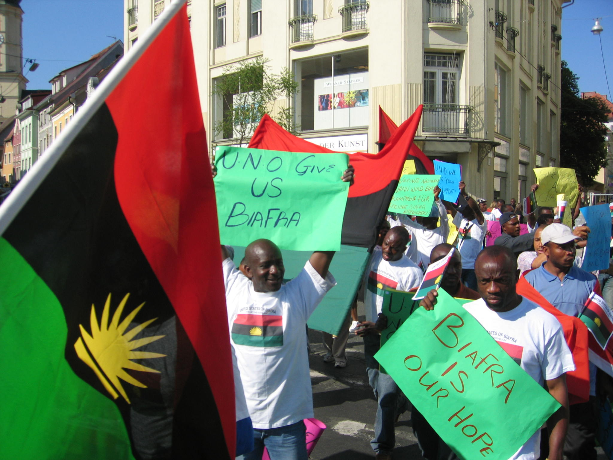 Image result for New Group Vows To Continue Agitation, Dares Buhari