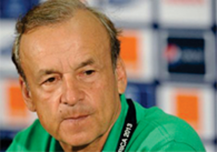 Eagles need Poland friendly to be ready for Croatia – Rohr