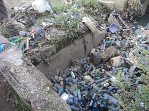 Wecyclers unveils lagosisrecycling initiative encourage for Simple drainage system