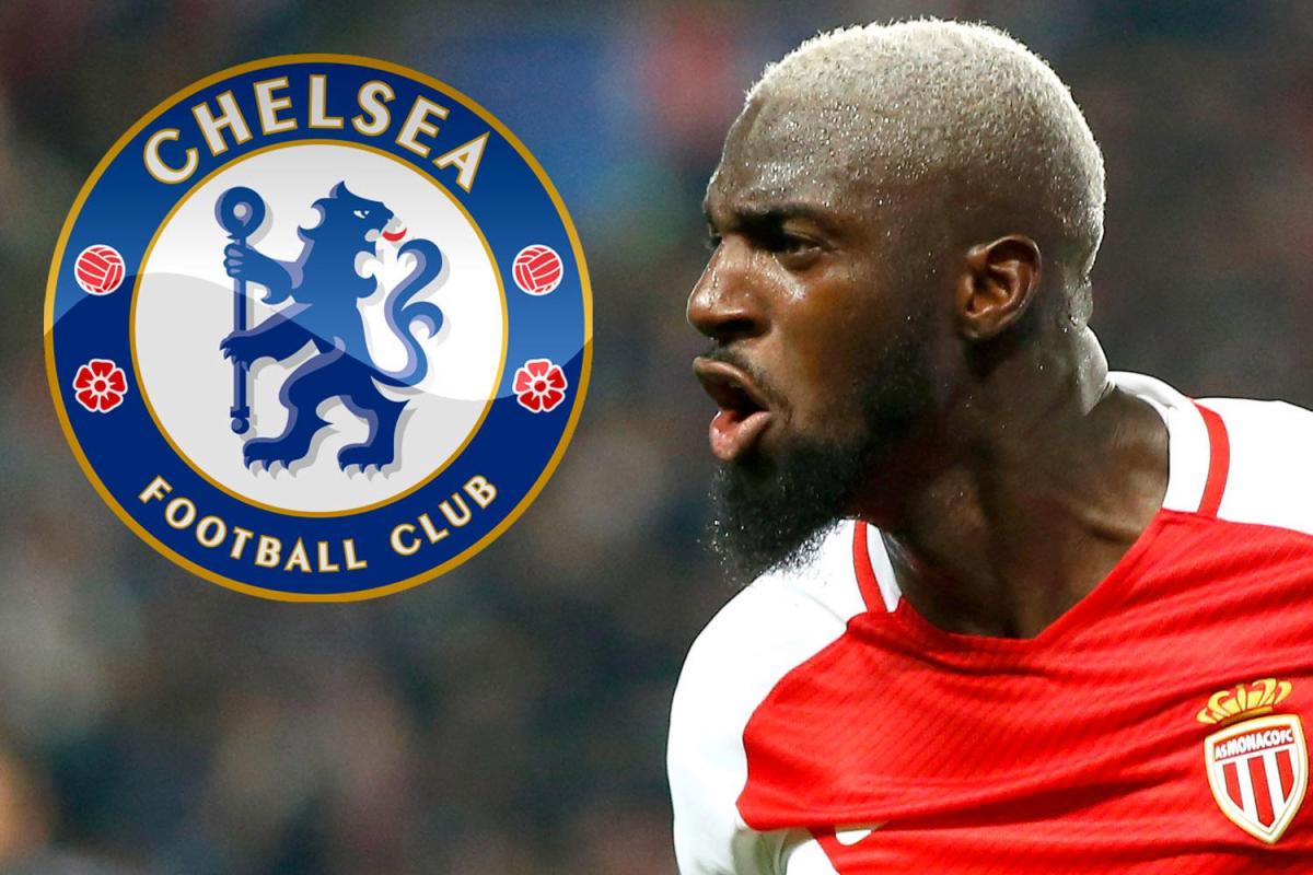 Tiemoue Bakayoko set for £40m Chelsea move