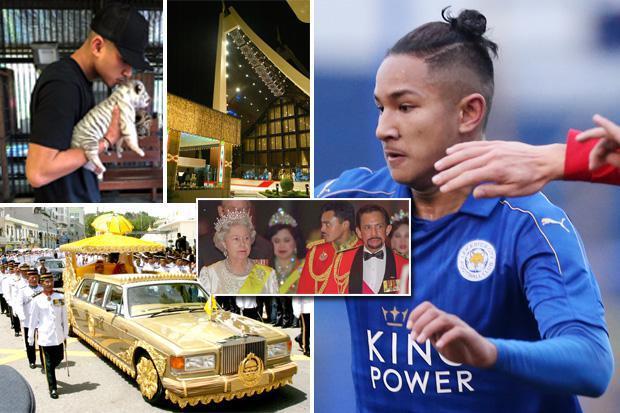 Meet The World's Richest Footballer 19-year-old Faiq ...