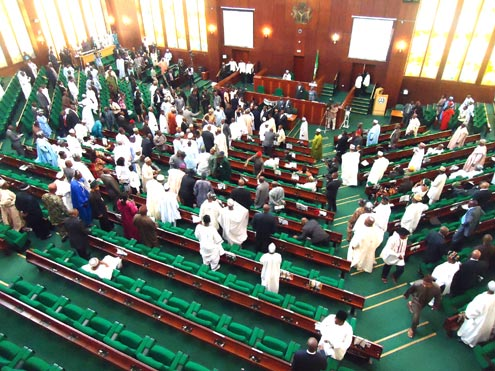 $1bn insurgency fund divides Reps