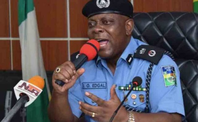 Image result for Shut down all beer parlours within Lagos police community', CP Edgal Imohimi orders
