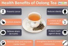 10 Wonderful Benefits Of Oolong Tea