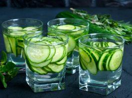 Top 8 Health Benefits Of Cucumber Water