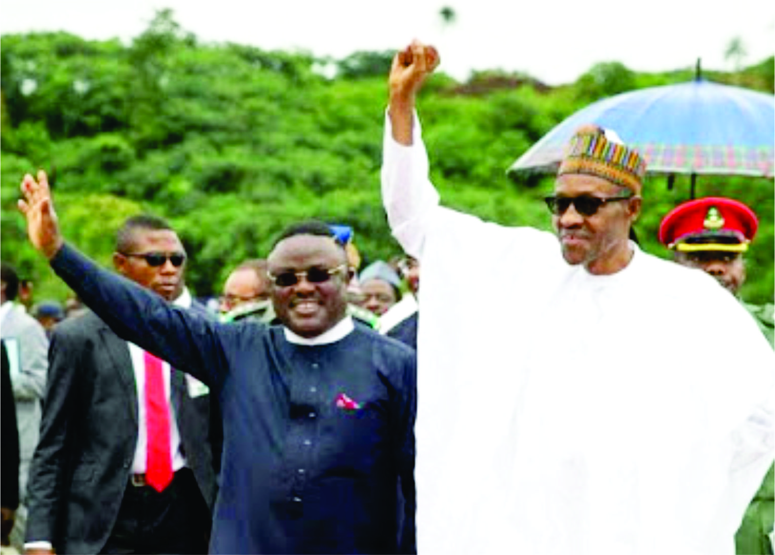 FG responsible for security challenges in Cross River - Ayade