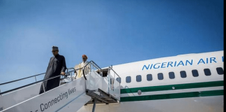 Buhari ends medical vacation