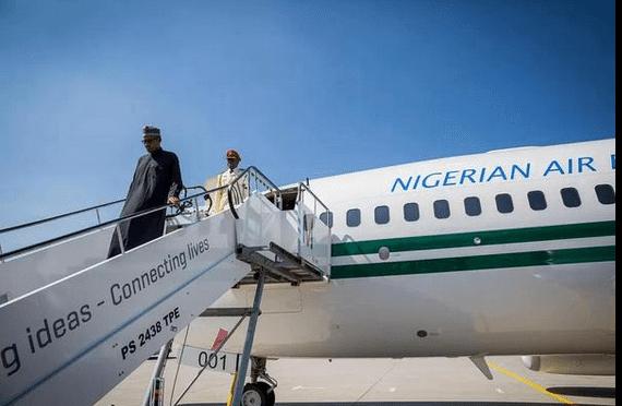 Buhari ends medical vacation