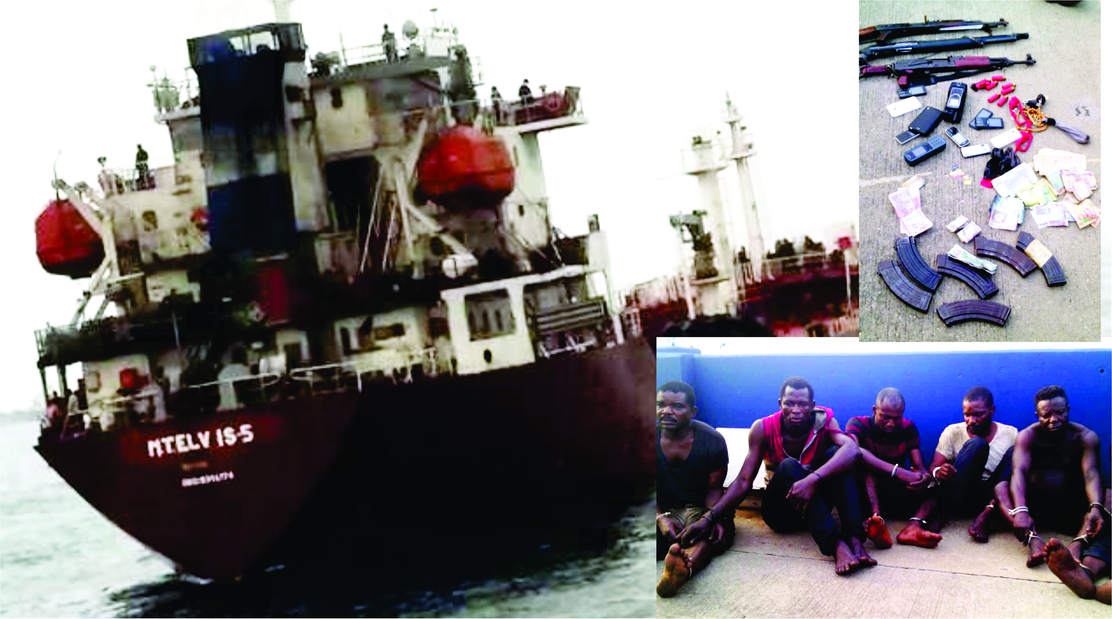 How Nigerian Navy Outsmarted Pirates National Daily Newspaper Tendencies Back Pack Arcus