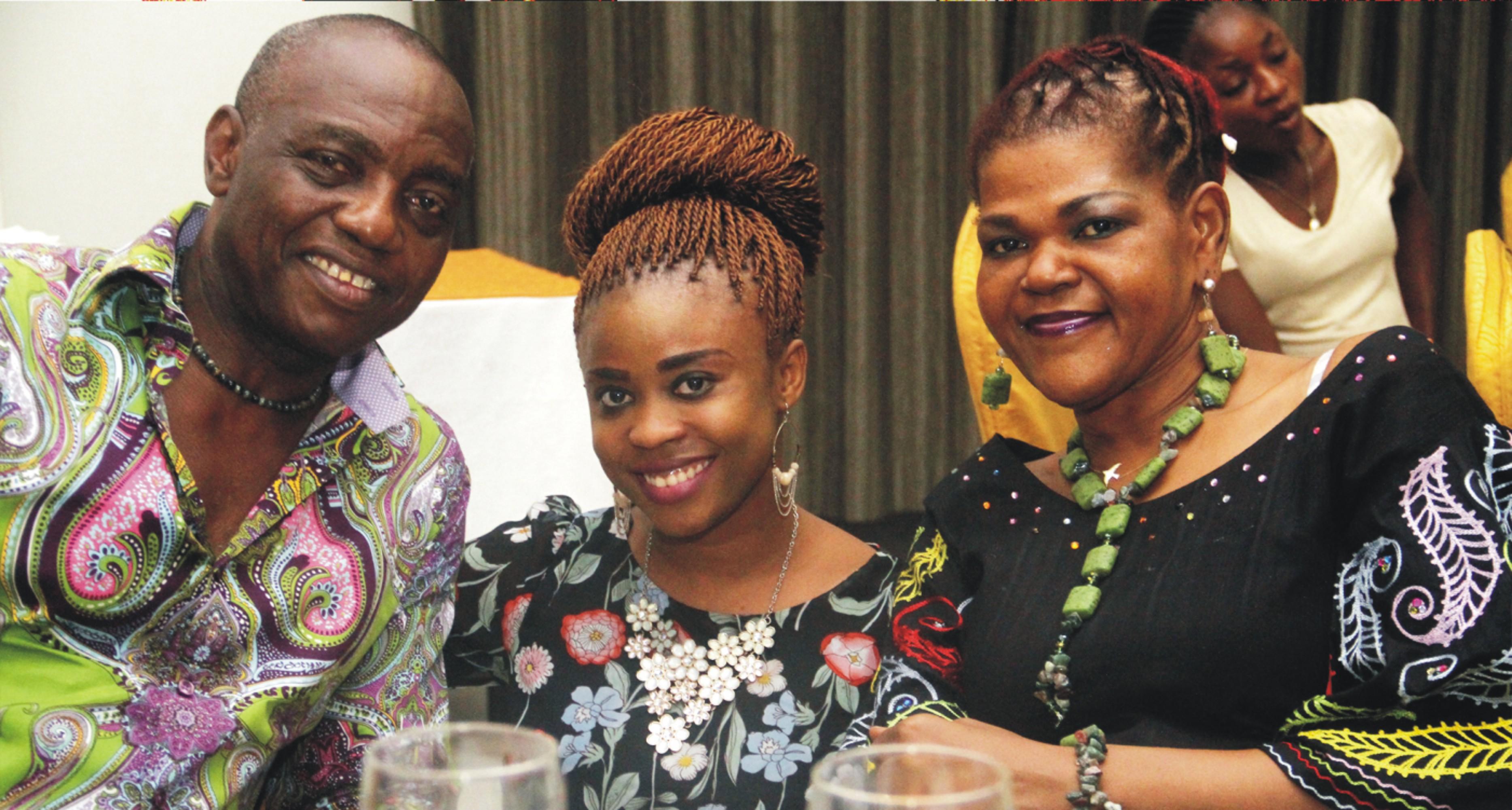 Ras Kimono, Dede, others perform at Gloria Ibru's show