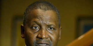Dangote's kite on NLNG