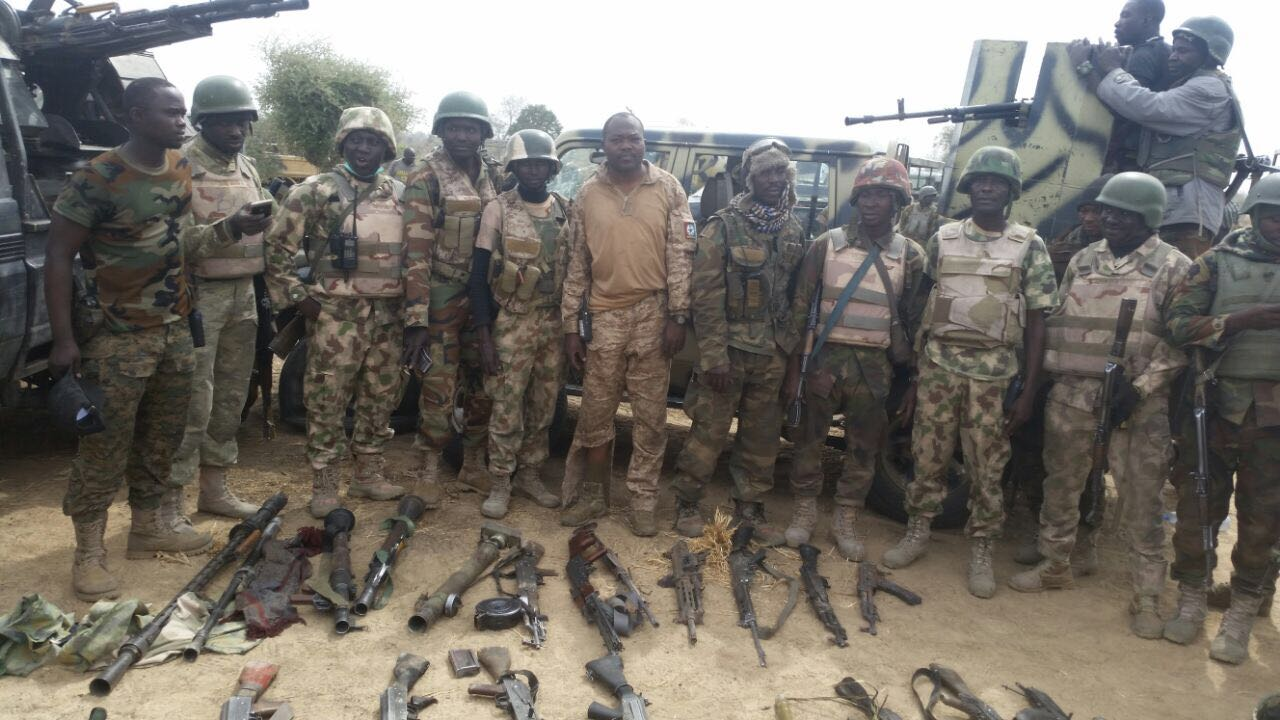 Boko Haram kill three soldiers, injure five in fierce encounter