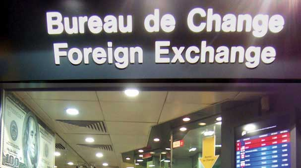 Bureau de change operators seek n10 $ margin to check sharp