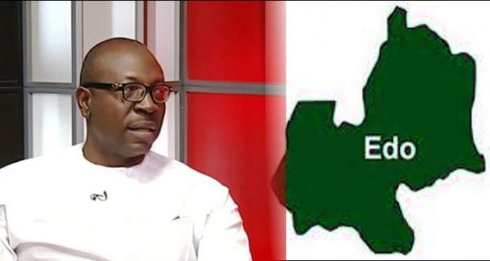 Tinubu, Lagos godfather, has compiled commissioners' list for Ize-Iyamu , says Dan Orbih