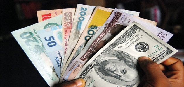 Exchange Rate Crashes As Naira Moves Up Against Dollar