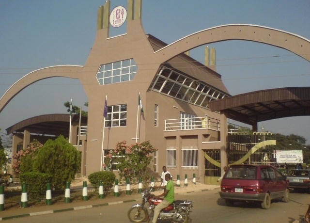 Main Entrance, University of Benin (UNIBEN). Photo: National Daily