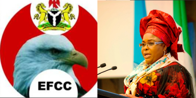 Image result for Patience Jonathan asks court to unfreeze her accounts