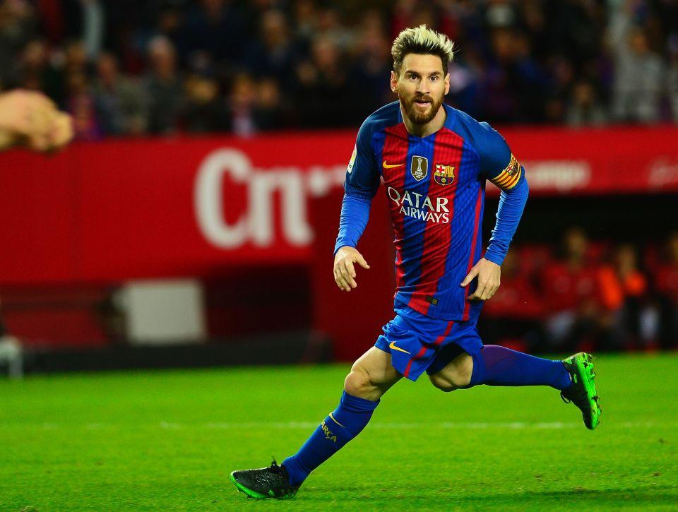 3ba59116ca8 Messi equals Gerd Muller goal record