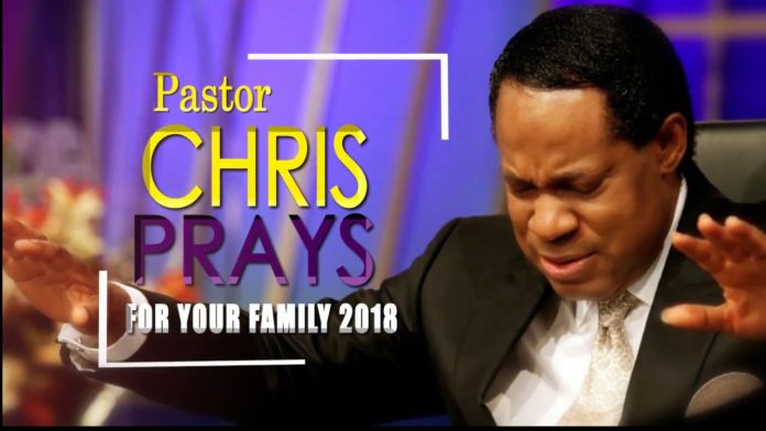 Pastor Chris Leads millions in Global Prayer Week