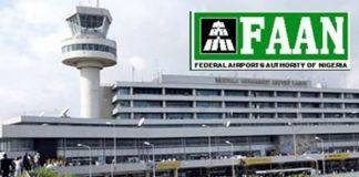 FAAN temporarily closes MMIA E-Finger screening point