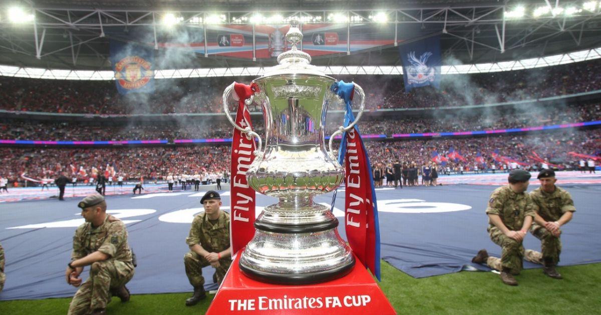 FA Cup Semi Final Draw Manchester United Drawn To Face Tottenham Chelsea Set Battle Southampton