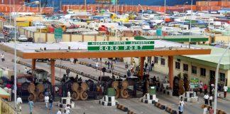 NPA suspends export receipts at Lagos ports