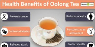 10 Wonderful Benefits Of Oolong Tea