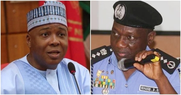 Image result for IGP Idris Gets Buhari's Nod To Arrest Saraki
