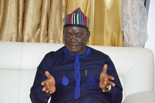 PDP govs. demand immediate investigation into alleged attempt on Ortom's life