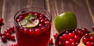 Amazing Health Benefits Of Cranberry Juice
