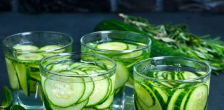 Top 8 Health Benefits Of Cucumber Water