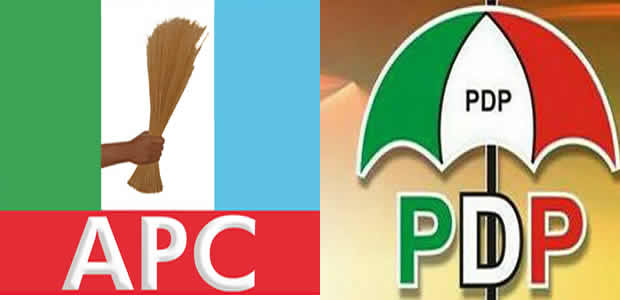 PDP federal lawmakers raise objection as two members defect to APC | Daily's Flash pdp vs apc  PDP federal lawmakers raise objection as two members defect to APC | Daily's Flash pdp vs apc