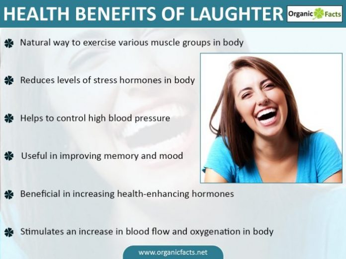 10 Impressive Benefits Of Laughter