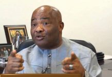 Uzodinma under suspicion of sabotage in police, prisons attacks in Imo
