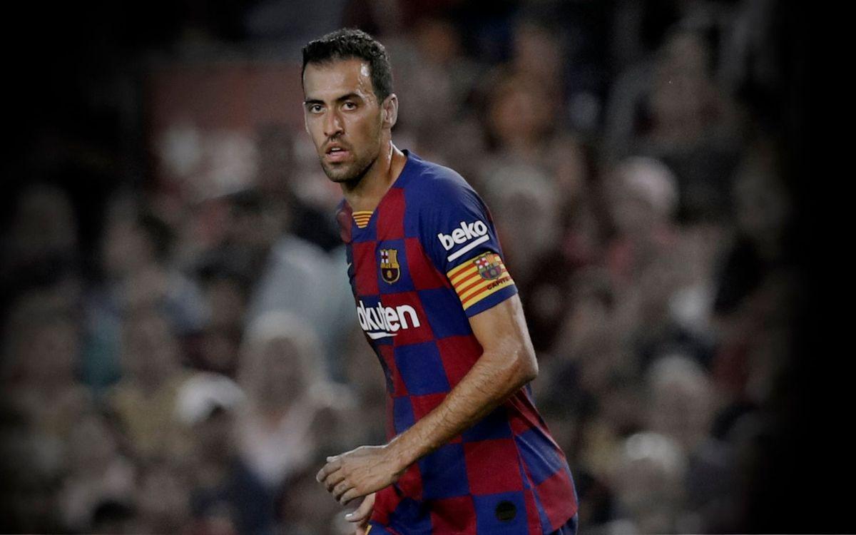 Sergio Busquet's excuse for Barcelona's El Classico defeat ...