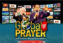 COVID-19: Pastors Chris, Benny Hinn host world largest prayer event