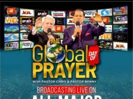 COVID-19: Pastors Chris, Benny Hinn host world largest prayer event