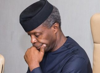 Osinbajo has been caged, Bamgbose alleges