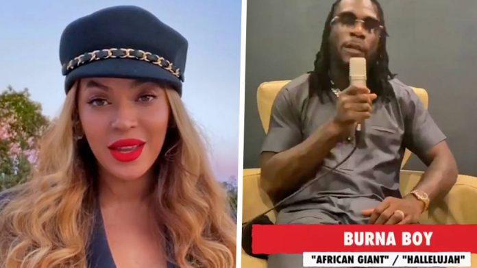 COVID-19: Burna Boy In Conjuction With Other Global Celebrities To Raise $128M