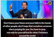 Pastor Chris: When conspiracies meet its conspirators