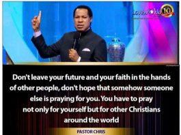 Pastor Chris: When conspiracies meet itsconspirators
