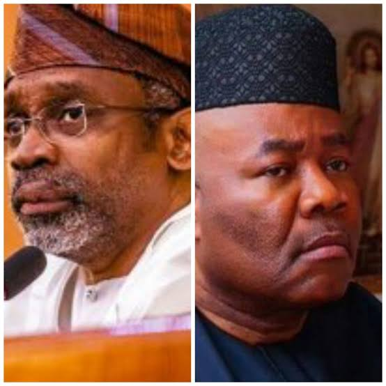 Exposed: Gbajabiamila dodgy, hides list of lawmakers awarded NDDC contracts in Akpabio's letter. Here is list