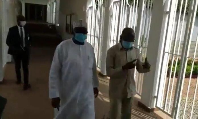 Gambari smuggled Oshiomhole into Aso Rock Villa to fine tune APC rigging strategy - Secondus