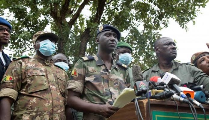 How International Security Support Contributed to Mali's Coup