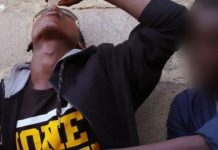 Gutter Juice: New drug driving Lagos children crazy