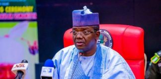 Gov. Matawalle frets, swears with Quran to deny link with bandits